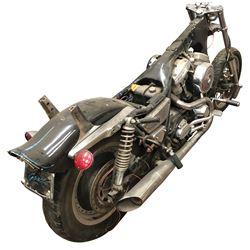 Bruce Willis 'Butch' custom screen used Harley-Davidson FXR 'Grace' Chopper from Pulp Fiction.