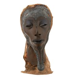 Jaye Davidson 'Ra' mask from Stargate.