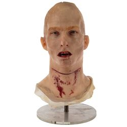 Tom Cruise 'Lestat' animatronic skin from Interview with the Vampire.
