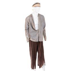 Johnny Depp 'Don Juan' period costume from Don Juan DeMarco.