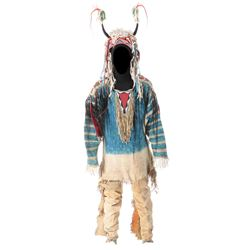 Mel Gibson 'Maverick' Native American costume from Maverick.