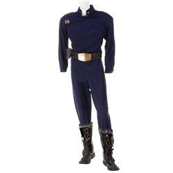 Ceremonial Cadet Judge costume Judge Dredd.