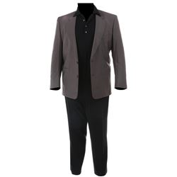 John Travolta 'Chili Palmer' suit from Get Shorty.