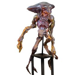 'Alien' figure from Independence Day.
