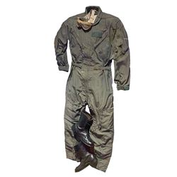 Randy Quaid 'Russell Casse' flight suit from Independence Day.