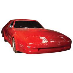Harold Perrineau 'Mercutio' red 'Masque Monarch' car from Romeo + Juliet.
