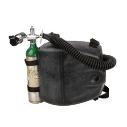LAR V Rebreather from The Rock.