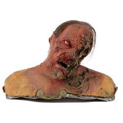 Harvey Keitel 'Vampire Jacob' animating half-face bust from From Dusk Till Dawn.