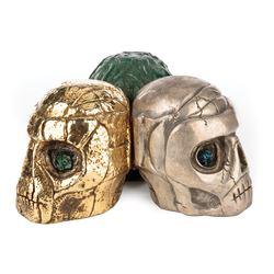 'The Skull of Touganda' prop from The Phantom.