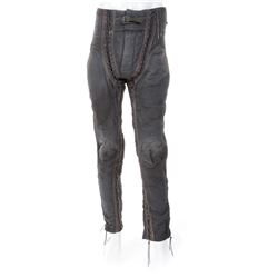 Bruce Willis 'Korben Dallas' strap pants from The Fifth Element.