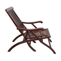 Titanic prop deck chair.