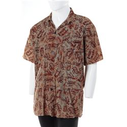 Robin Williams 'Sean Maguire' patterned shirt from Good Will Hunting.
