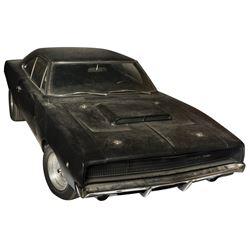 Wesley Snipes 'Blade' 1968 Dodge Charger from Blade.