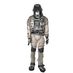 Hero asteroid space suit from Armageddon