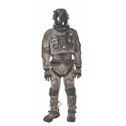 Michael Clarke Duncan 'Bear' hero asteroid space suit from Armageddon.