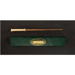 Student Wand and Wand Box from Ollivander's Wand Shop from Harry Potter and the Sorcerer's Stone.