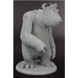 Monsters, Inc. limited edition 'Sully' production maquette.