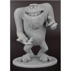 Monsters, Inc. limited edition 'Yeti' production maquette.