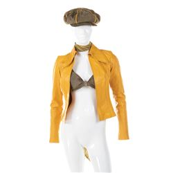Beyonce 'Foxxy Cleopatra' costume from Austin Powers in Goldmember.