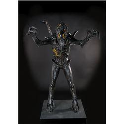 'Xenomorph' alien costume on display from Alien vs. Predator: Requiem.
