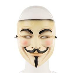 Guy Fawkes 'crowd member' mask from V for Vendetta.