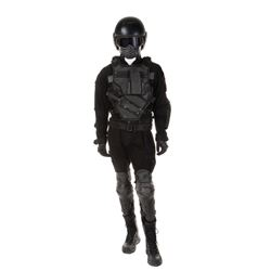 Umbrella Trooper costume ensemble from Resident Evil: The Final Chapter.