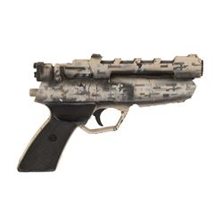 Commando Dart Gun from X-Men 2: X-Men United.