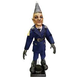 'Tunneler' puppet from Puppet Master: The Littlest Reich.