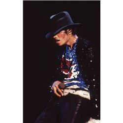 Monumental archive of (8,500+) 35mm slides of Michael Jackson, The Jacksons mostly Victory Tour.