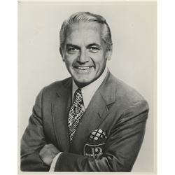 Ted Knight's (15+) personal photographs from The Mary Tyler Moore Show, with oversize custom print.