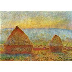 Claude Monet - Haystack [1]
