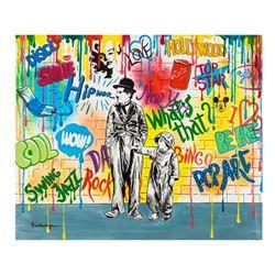 Wanna be like Chaplin by Rovenskaya Original