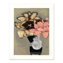 Tulip & Pink Flower by Barnum, Brenda
