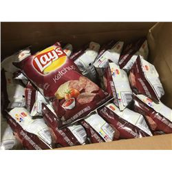 Case of Lays Ketchup Chips