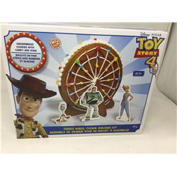 Toy Story 4 Ferris Wheel Cookie Building Kit