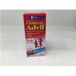 Childrens Advil-Blue Raspberry 100ml