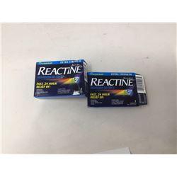 Reactine(2 x 3)