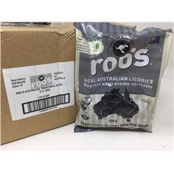 Lot of Roos Real Australian Licorice