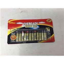 Eveready Batteries (24AAA)