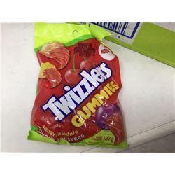Twizzlers Gummies(10 x 182g)