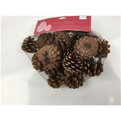 Scented Natural Pinecones
