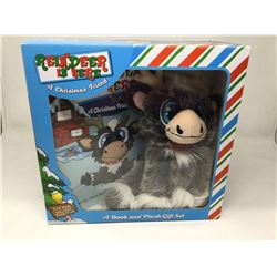 Reindeer in Here- a Book and Plush Gift Set