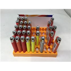 Lot of BiC Lighters