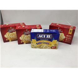 Lot of Microwave Popcorn (4 x 3)