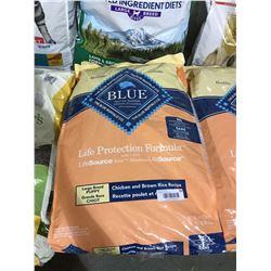 Blue Buffalo Co. Large Breed Puppy Chicken and Brown Rice Recipe Dog Food (11.7kg)
