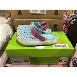 Crocs Kids Size 10/11 Shoes
