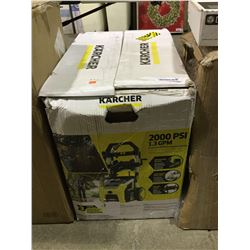 Karcher2000 PSI Premium Electric Pressure Washer