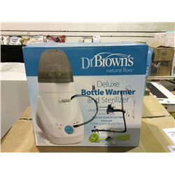 Dr Browns Deluxe Bottle Warmer and Sterilizer