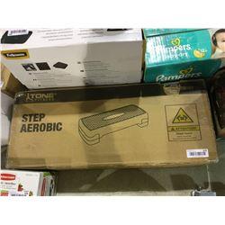 Tone Fitness Aerobic Stepper, Step Platform