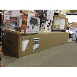 """Eklipse3-Door Cabinet - Model: RD-GM15-SD (15 1/8"""" W x 83 3/4"""" H x 24 3/8"""" D)"""